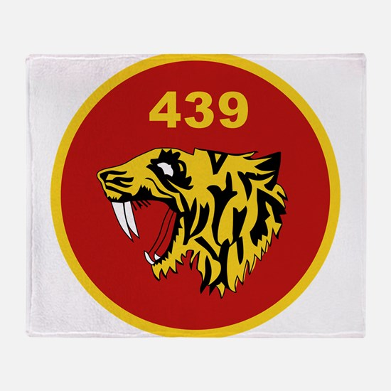 439 Sabre-Toothed Tiger Squadron Patch canada Sta