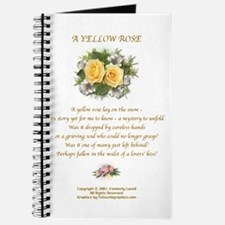 A Yellow Rose Journal