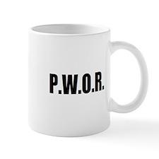 P.W.O.R. Mug