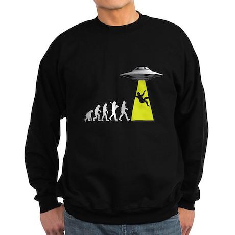 UFOvolution Sweatshirt (dark)
