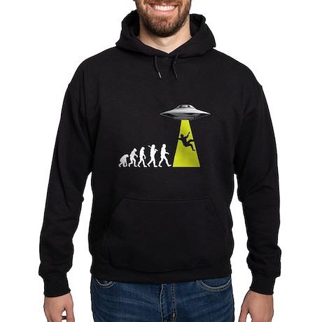 UFOvolution Hoodie (dark)