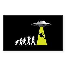 UFOvolution Decal