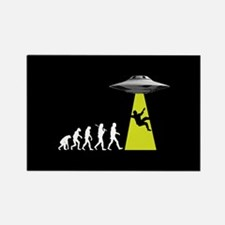 UFOvolution Rectangle Magnet (10 pack)