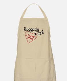 Raggedy Fan Apron
