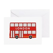 Double Decker Greeting Cards (Pk of 10)