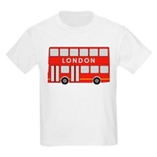 Double Decker Kids T-Shirt