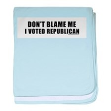 dontblame_white.png baby blanket