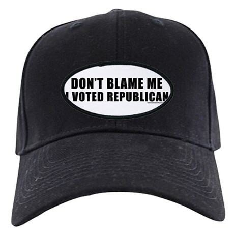 dontblame_white.png Black Cap