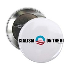 "socialrise_whiteblack.png 2.25"" Button (100 pack)"