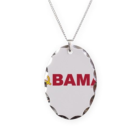 obamarussian_whiteredyellow.png Necklace Oval Char