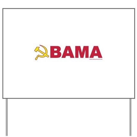 obamarussian_whiteredyellow.png Yard Sign