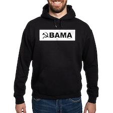 obamarussian_whiteblack.png Hoodie