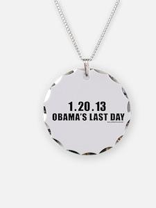 obamalastday_white.png Necklace