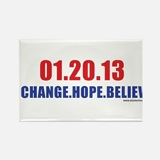 012013_changehopebelieve.png Rectangle Magnet