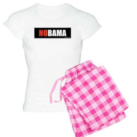 NOBAMAredno.png Women's Light Pajamas