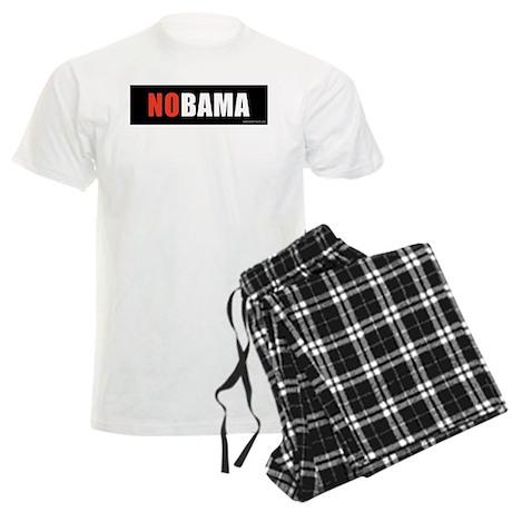 NOBAMAredno.png Men's Light Pajamas