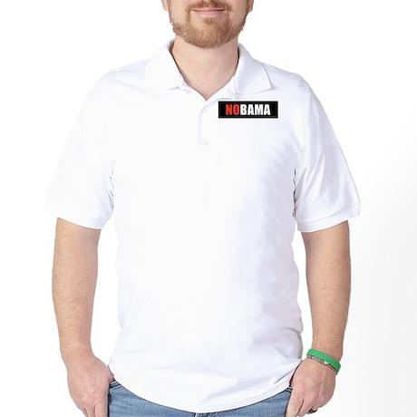 NOBAMAredno.png Golf Shirt
