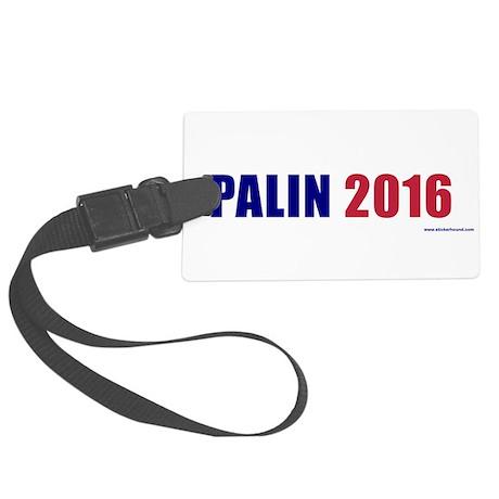 palin2016.png Large Luggage Tag
