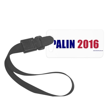 palin2016.png Small Luggage Tag