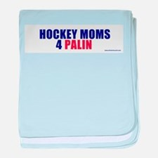 hockey_white2.png baby blanket