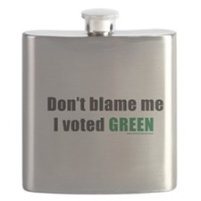 dontblameme_green.png Flask
