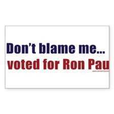 dontblameme_ronpaul.png Decal