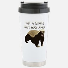 badger.png Stainless Steel Travel Mug