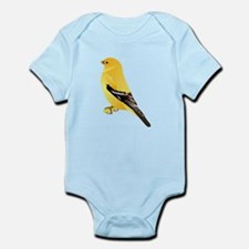 Gold Finch Infant Bodysuit