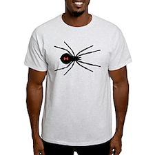 Black Widow Spider T-Shirt