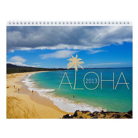 Aloha 2013 (Wall Calendar)
