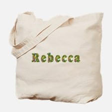 Rebecca Floral Tote Bag