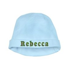 Rebecca Floral baby hat
