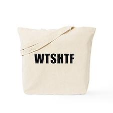 WTSHTF Tote Bag