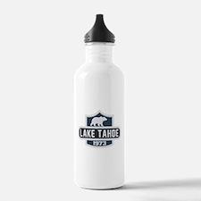 Lake Tahoe Nature Badge Water Bottle
