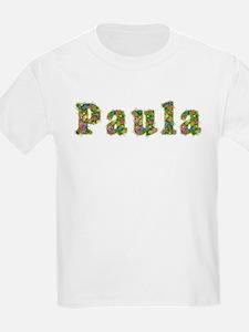 Paula Floral T-Shirt