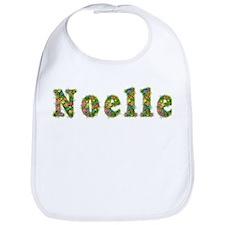 Noelle Floral Bib