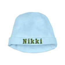Nikki Floral baby hat