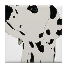 Dalmatian Dog Tile Coaster