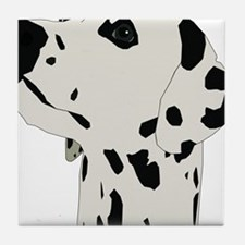 Dalmatian Dog Tile Coaster