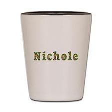 Nichole Floral Shot Glass