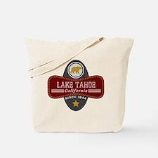 Lake Tahoe Nature Marquis Tote Bag