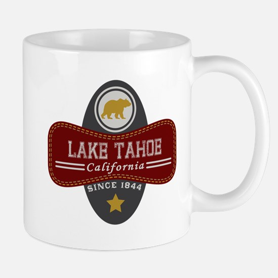 Lake Tahoe Nature Marquis Mug
