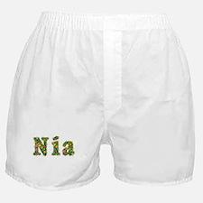 Nia Floral Boxer Shorts