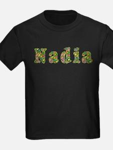 Nadia Floral T