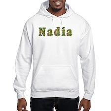 Nadia Floral Hoodie Sweatshirt