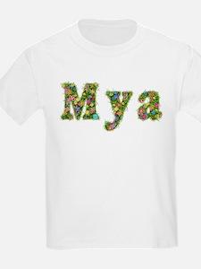 Mya Floral T-Shirt