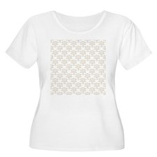 Cake Pattern. T-Shirt