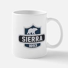 Sierra Nature Badge Mug