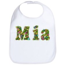 Mia Floral Bib