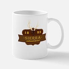 Sierra National Park Crest Mug